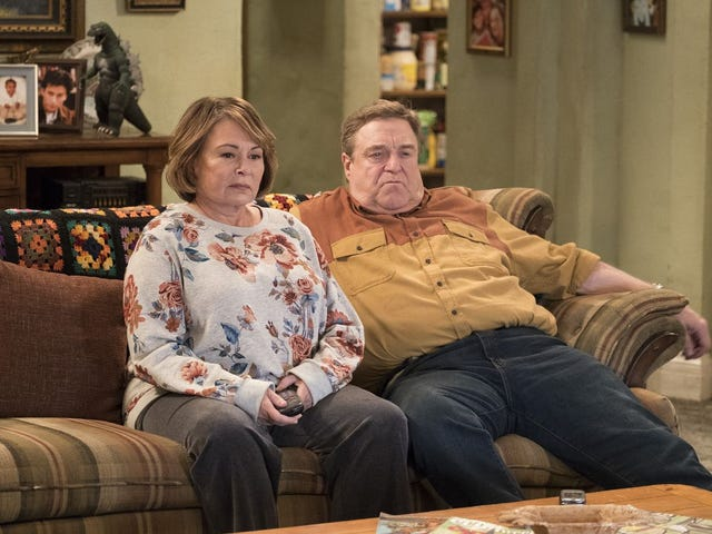 Roseanne Barr Is a White Woman [Updated]