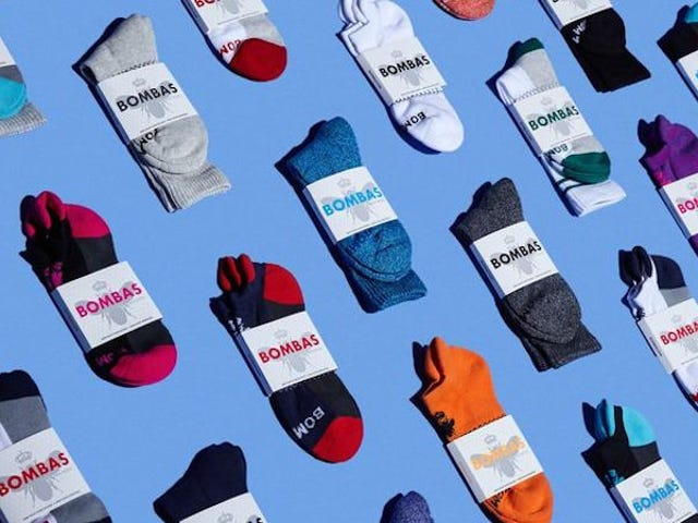 Bombas is Doing Way More than Ankle Socks