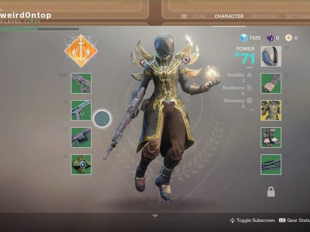Heb je een geweldige look voor je Guardian in Destiny 2?