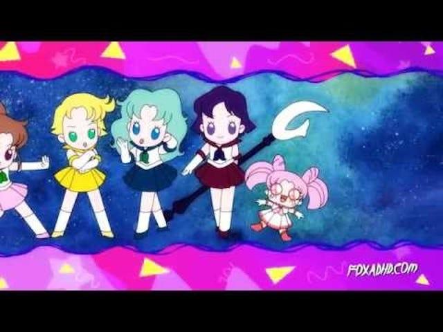 Neil DeGrasse Tyson, Sailor Moon Villain