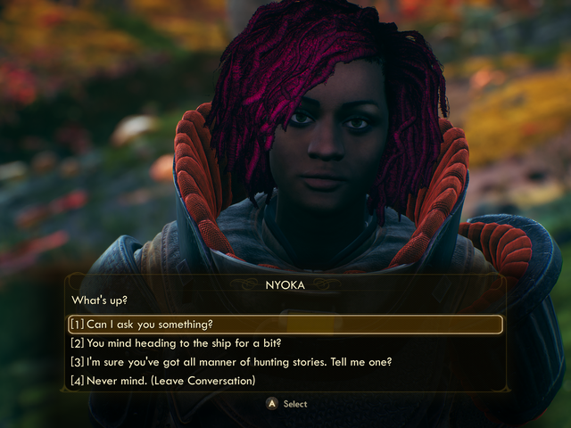 The Outer Worlds Gets A Bigger Text Mode