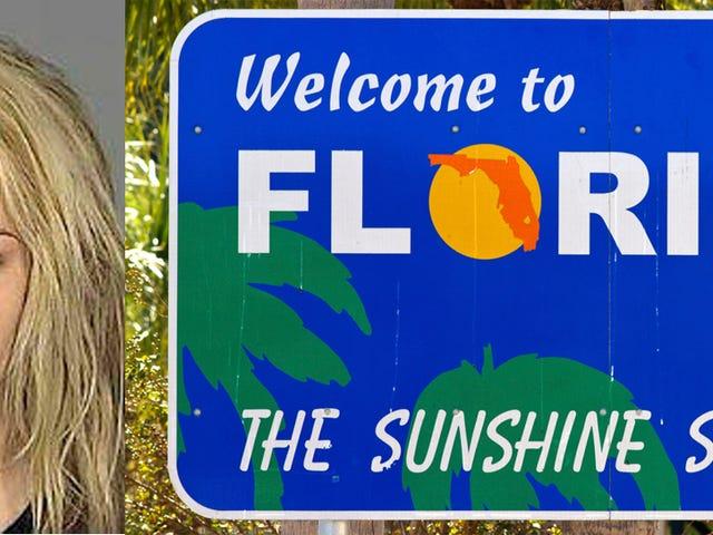 Florida Woman Had A .413 BAC While Picking Up Kid At School