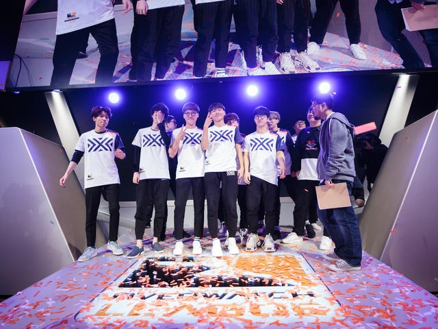 How The New York Excelsior Took Over The Overwatch League