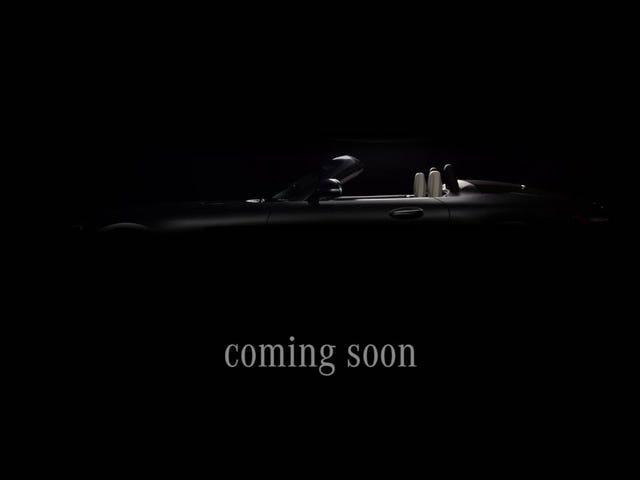 Akan ada Mercedes-AMG GT yang boleh ditukar