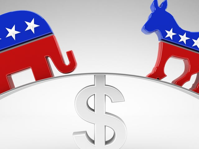 Republicans Control the Poorest States, Democrats Control States With Highest Earners: Report