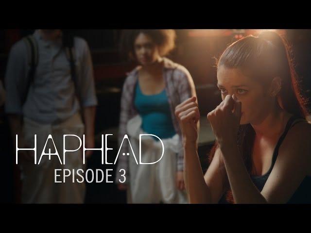 Είναι ένα νέο επεισόδιο <i>Haphead</i> , η σειρά VR Gamer Dystopia