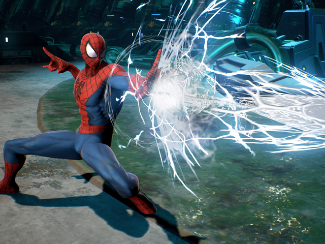 Marvel vs. Capcom: Infinite Had A Rough Weekend