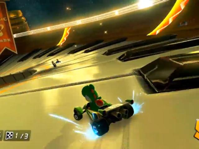 <i>Mario Kart</i> Yeni, Daha Zor Zorluk Seviyesi Alıyor