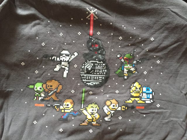 My Humble Video Game T-Shirt Collection