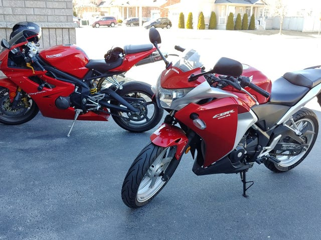 For Sale: One Little Honda, and One Big Dream