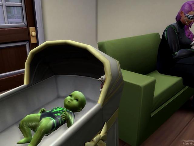 कैसे नए <i>Sims 4</i> विस्तार पैक में गुप्त विदेशी सामान पाने के लिए