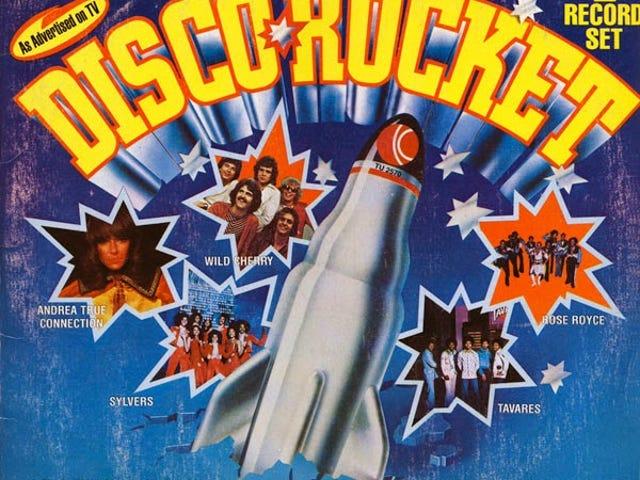 迪斯科火箭