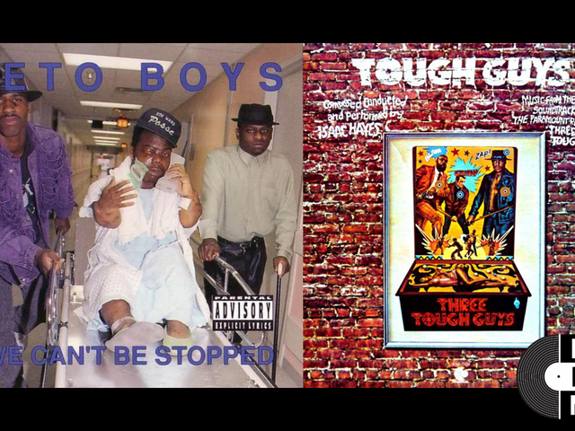 30 Days of Musical Blackness With VSB, Day 10: Geto Boys, 'My Mind's Playing Tricks On Me' x Isaac Hayes, 'Hung Up On My Baby'