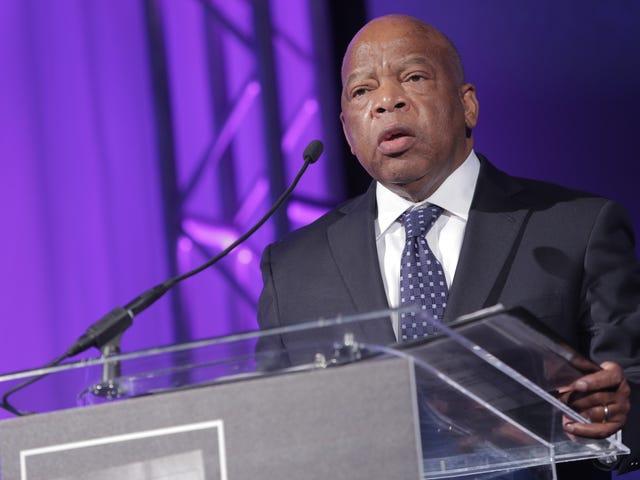 Rep. John Lewis erhält bei den 51. NAACP Image Awards eine prestigeträchtige Auszeichnung