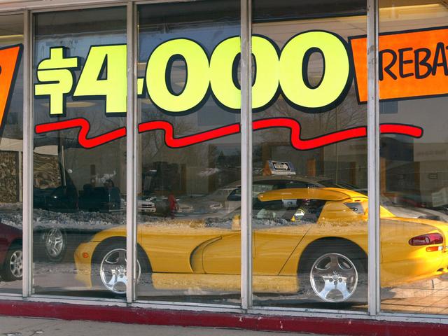 Dług samochodowy w Ameryce wymknął się spod kontroli i gorzej