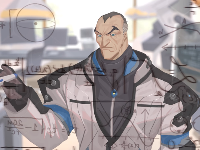 The Internet Reacts To Overwatch's Sigma (And His Feet)