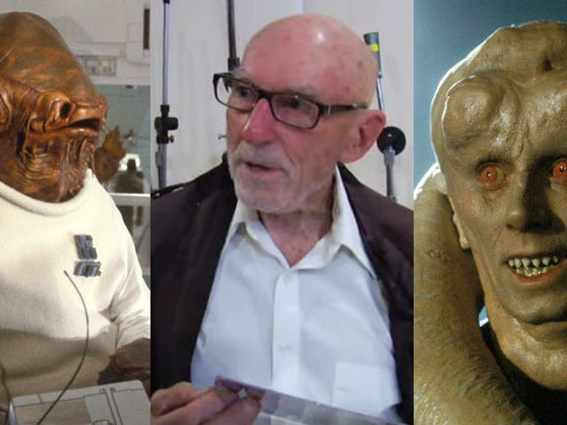 RIP Erik Bauersfeld, the Voice of Admiral Ackbar and Bib Fortuna