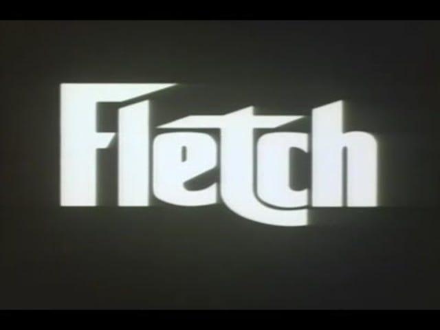 Fletch (1985) and Fletch by Gregory Mcdonald - 1974