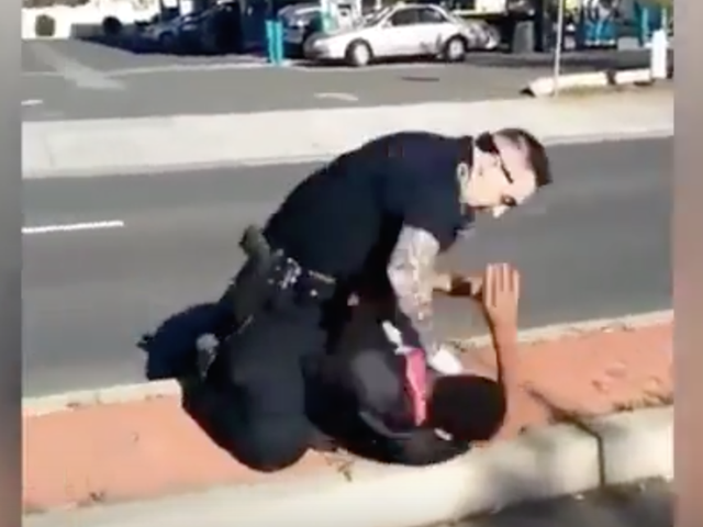 Video of Vallejo, Calif., Police Officer Beating Suspect Sparks Outrage