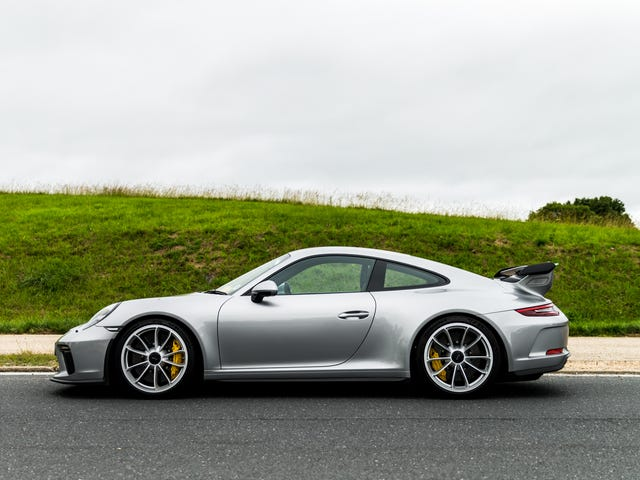 Porsche May Be Planning Turbocharged Next-Gen 911 GT3: Report