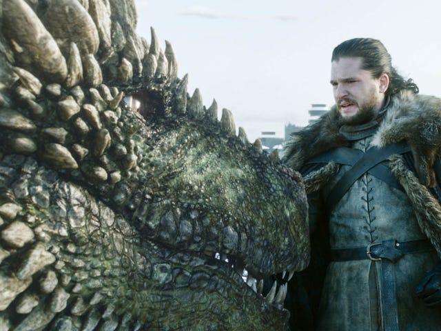 AT & T bắt vít và phát trực tuyến Game of Thrones giờ trước khi phát hành