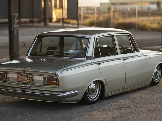 Bu 1968 Toyota Corona Arizona Satılık tek iyi stanced araba