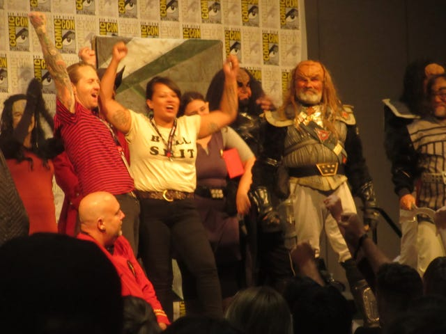 Comic Con Report, volume 6: Room 6A Edition