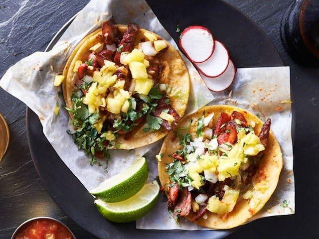 Saturday Night Social: Adakah Anda Membuat Taco Cleanse?