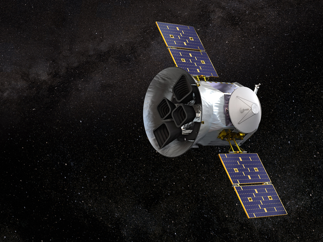Watch NASA'S New Exoplanet-Hunting Satellite Launch Aboard a SpaceX Rocket Right Here [Update: Launch Delayed]