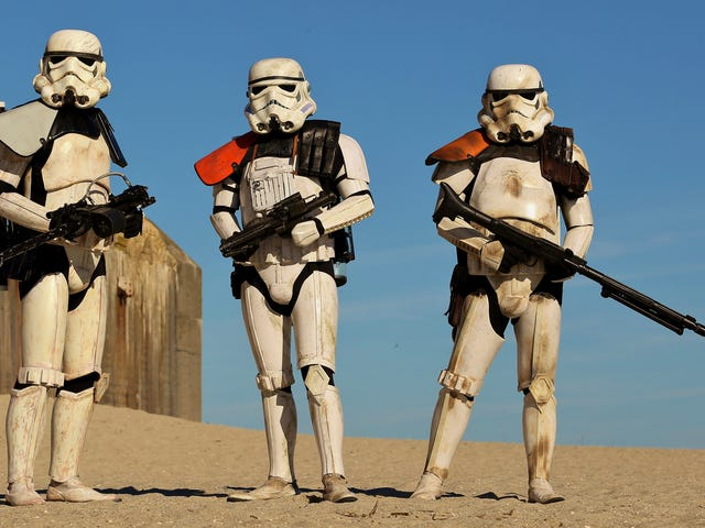 So You Want To Join The Empire: Beating the Summer Heat
