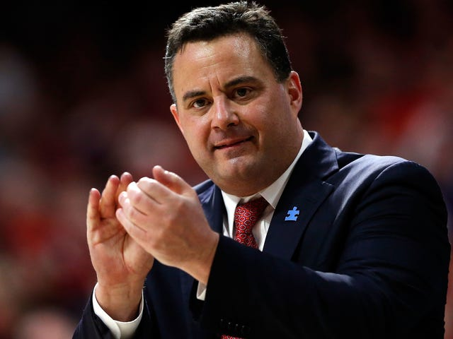 Report: Sean Miller May Be Owed Twice As Much By Arizona If He's Fired With Cause