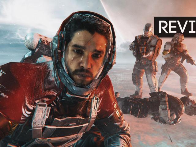 <i>Call Of Duty: Infinite Warfare</i> : The <i>Kotaku</i> Review