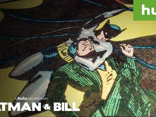 Hulu's Batman & Bill is the Documentary Comic Fans Deserve