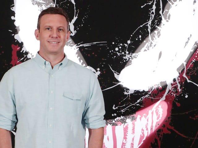 Venom DirectorRuben Fleischer on Reimagining the Lethal Protector Without Spider-Man's Help