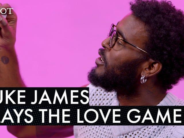 Luke's Game of Love: guarda il musicista Luke James che parla di amore, sesso e attrazione