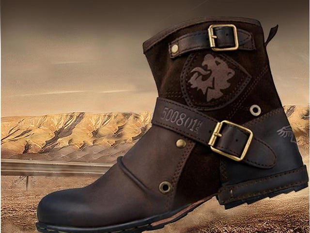 OTTO ZONE TOP QUALITY HANDMADE GENUINE COW LEATHER ANKLE BOOTS