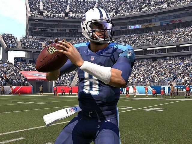 Η EA λέει ότι είναι ο καθορισμός σχηματισμού που αποπροσανατολίζει το AI του <i>Madden</i>