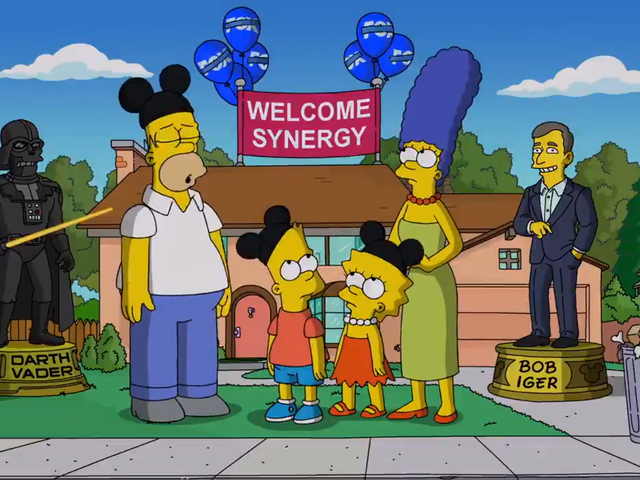 Simpsonit ovat muuttumassa Disney +: een yksinoikeudella suoratoisto-kotona