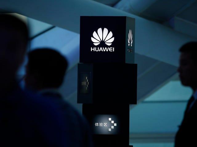 Αναφορές ισχυρισμών Το Google θα μπορούσε να τραβήξει την άδεια του Huawei Android