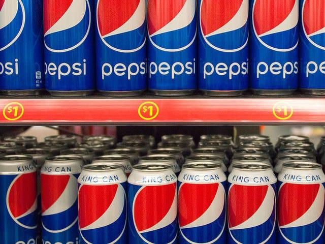 Pepsi wird 2020 ein neues Kaffeegetränk mit dem doppelten Koffein einführen