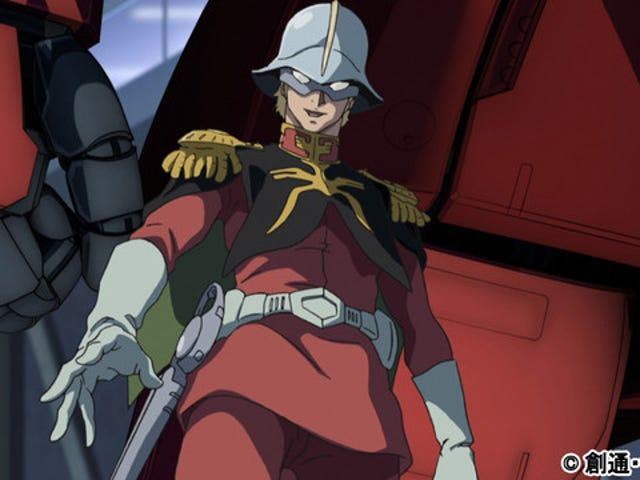 Enjoy the first 15 minutes ofMobile Suit Gundam: The Origin VIfilm
