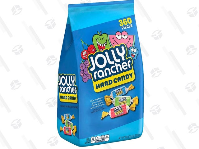 Suck On This Deal: Five Pounds of Jolly Ranchers For $9
