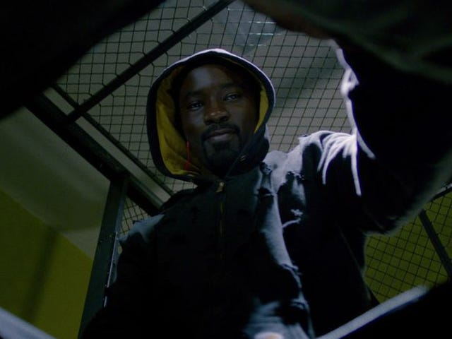 Luke Cage finds himself trapped in the present, imprisoned in his origin story