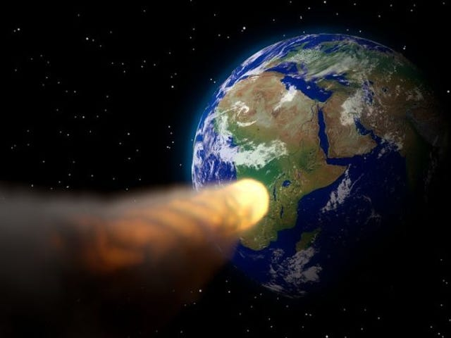 Hay più probabilidades di que este asteroide impacte contra la Tierra en septiembre que de que te toque la lotería