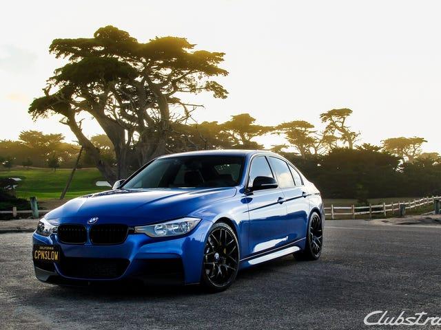 Модифікація BMW F30: Ultimate Driving Fix