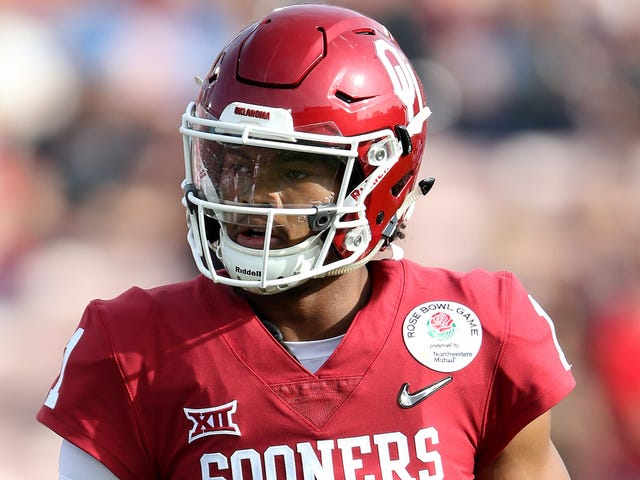 Dual-Sport Athlete Kyler Murray Wants To Gamble On One More Year Of College Football