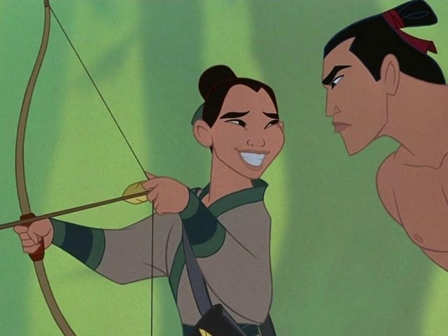 Any Live-Action Mulan Without 'I'll Make a Man Out of You' Is Simply a Tragedy