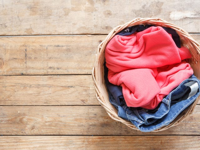 Where to Put Clothes That Are Not Quite Dirty and Not Quite Clean