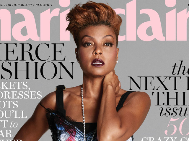 Taraji P. Henson Says She Stays 'Normal' By Doing Her Own Laundry