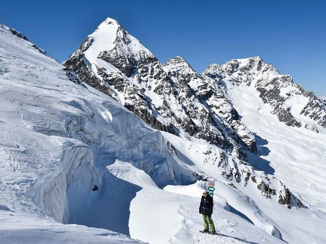 """Az """"igazi hegymászás""""."""